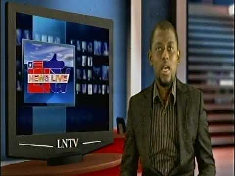 5 minutes of Major News in Liberia...with Daniel Ankrah on LNTV....Sept. 28, 2017