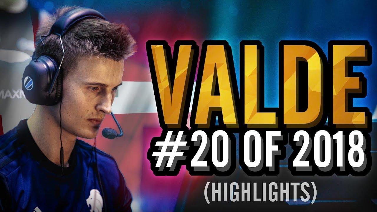 valde - HLTV org's #20 Of 2018 (CS:GO)