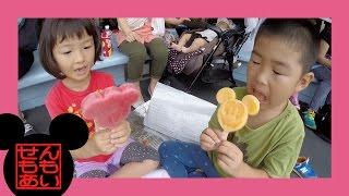 東京ディズニーランドで遊ぶせんももあい 2014年10月 thumbnail