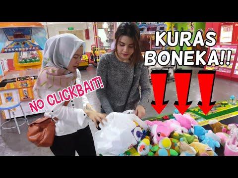 KURAS BONEKA DARI FUNCITY!! *NO CLICKBAIT!! KEMENANGAN TERBESAR CAPIT BONEKA DI FUNCITY (PART 2)