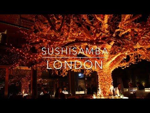 SUSHISAMBA, London | Allthegoodies.com