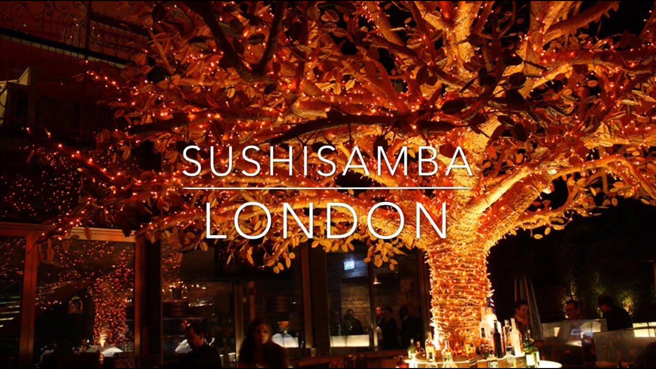 Sushisamba London Youtube