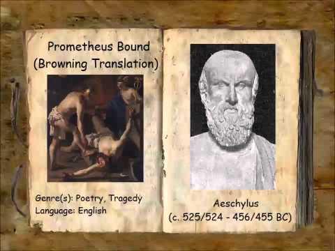 Prometheus Bound (Browning Translation) (FULL Audiobook)