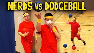 Drunk Dodgeball - Nerdsports Episode 3