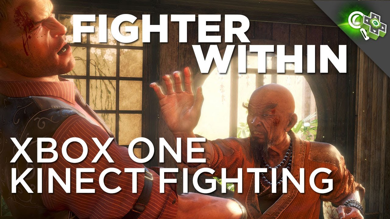 Boxing Games For Xbox One : The fighter within xbox one s kinect fighting game