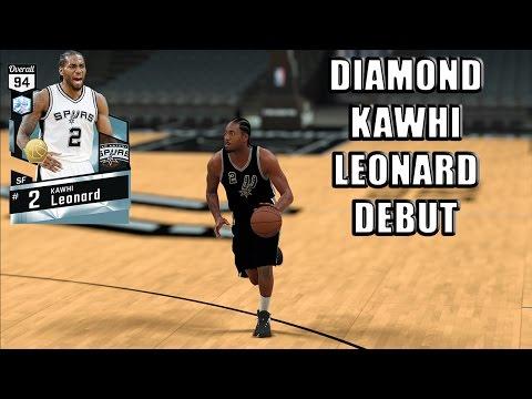 DIAMOND KAWHI LEONARD DEBUT GONE WRONG!!| 2011 NBA DRAFT CLASS GAMEPLAY | NBA 2K17 | MY TEAM ONLINE