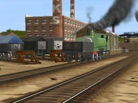 Toad Stand By Railway Series Scene thumbnail