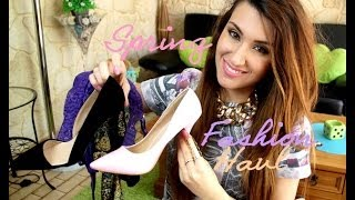 [ SPRING FASHION HAUL ] SheInside, SammyDress, Pomm'Poire, Dresslink, River Island et Paris Mode
