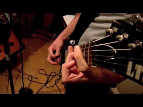 Forgotten Spirits Recording Backstage - Foolish Mistakes - Fade To Black (Metallica Cover)