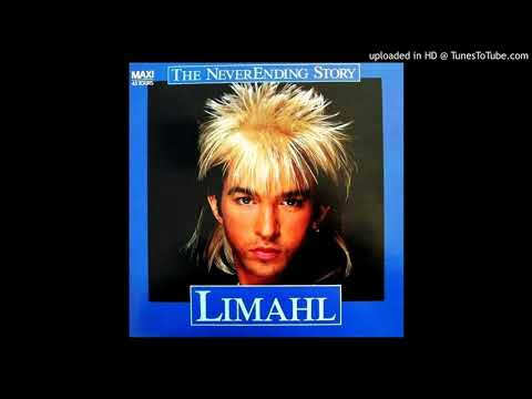 Limahl - The Neverending Story ''Maxi 45T'' (1984)