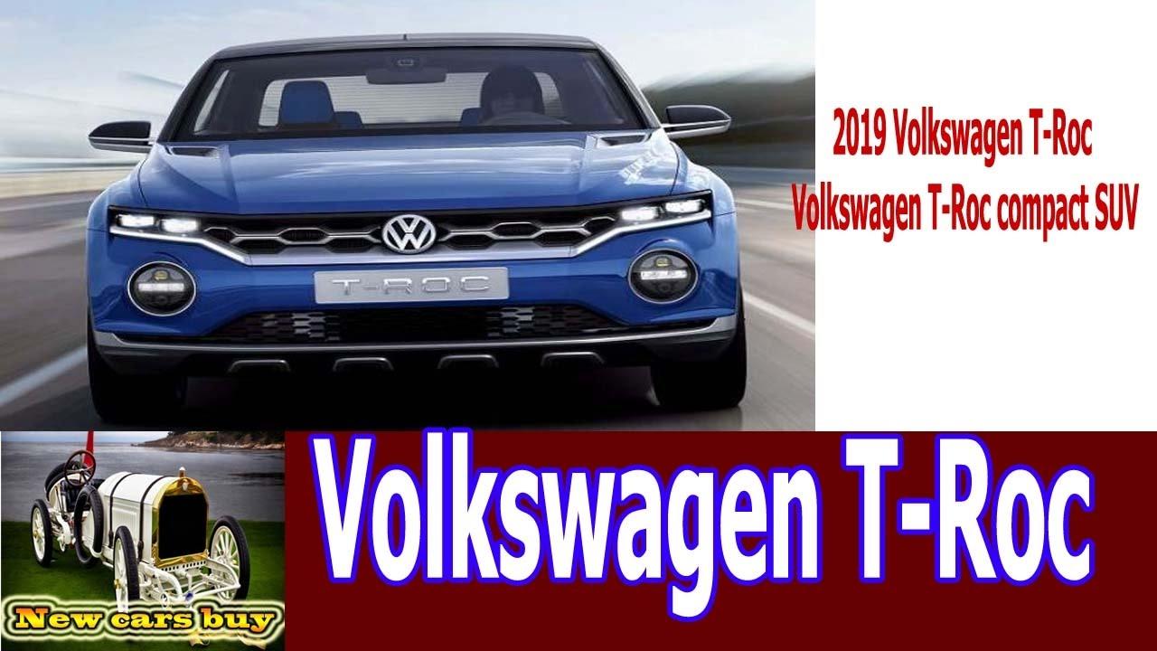 Volkswagen T Roc Volkswagen T Roc Compact Suv New Cars