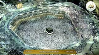 صلاة العشاء - الشيخ بندر بليلة - المسجد الحرام - الأحد 2 ذو الحجة 1437