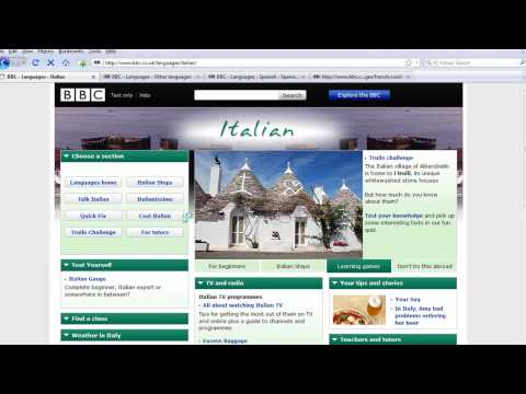 How to Learn Languages Free on the BBC Website