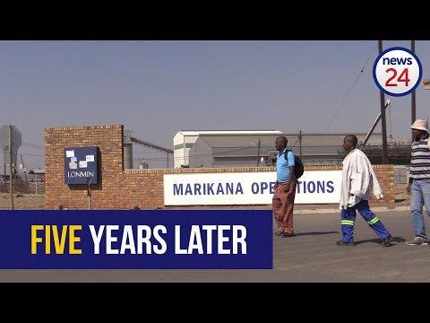 Marikana: 5 years on