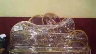 Кованая кровать от Фабрики досс лот 054(, 2014-12-23T14:10:54.000Z)