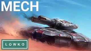StarCraft 2 Cast: TERRAN MECH versus Zerg!