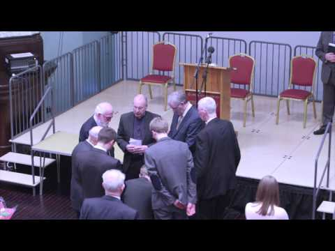 Stornoway Reformed Presbyterian Church Ordination Vows