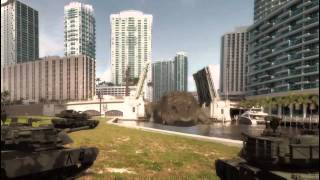 Mega Shark vs Crocosaurus - Trailer HD 2011