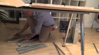 The Ikea Galant Container Challenge