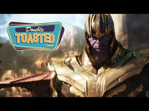 MARVEL STUDIOS' AVENGERS INFINITY WAR OFFICIAL TRAILER REACTION