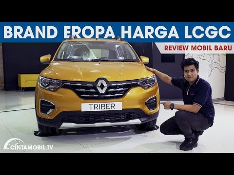Renault Triber | Rival Baru Toyota Calya, Daihatsu Sigra, dan Datsun Cross | CintamobilTV