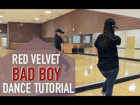 Red Velvet 레드벨벳 'Bad Boy' _ Lisa Rhee Dance Tutorial