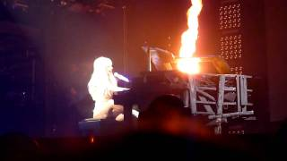 Lady GaGa - Speechless (Manchester Evening News Arena, 18th February 2010)