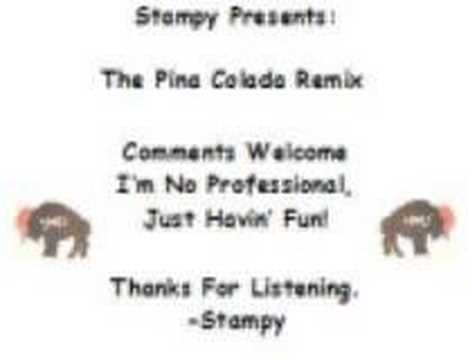 The Pina Colada Remix