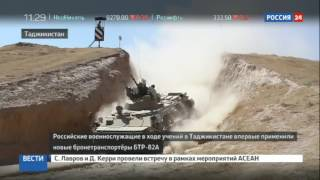 видео Сегодня  7-ая российская  военная  база, дислоцированная в Абхазии (г. Гудаута) отмечает 93-ю годовщину со дня формирования части.