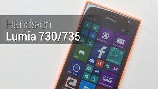 Hands-on: Nokia Lumia 730 | Tudocelular.com
