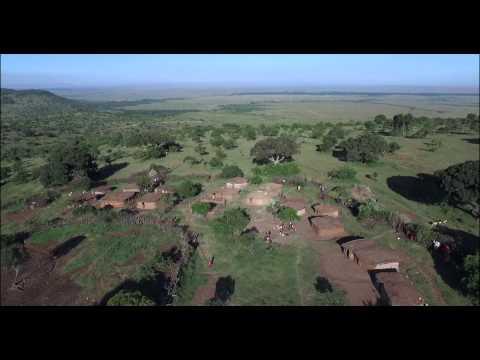 Mutilation Free Manyatta troupe Masai Mara