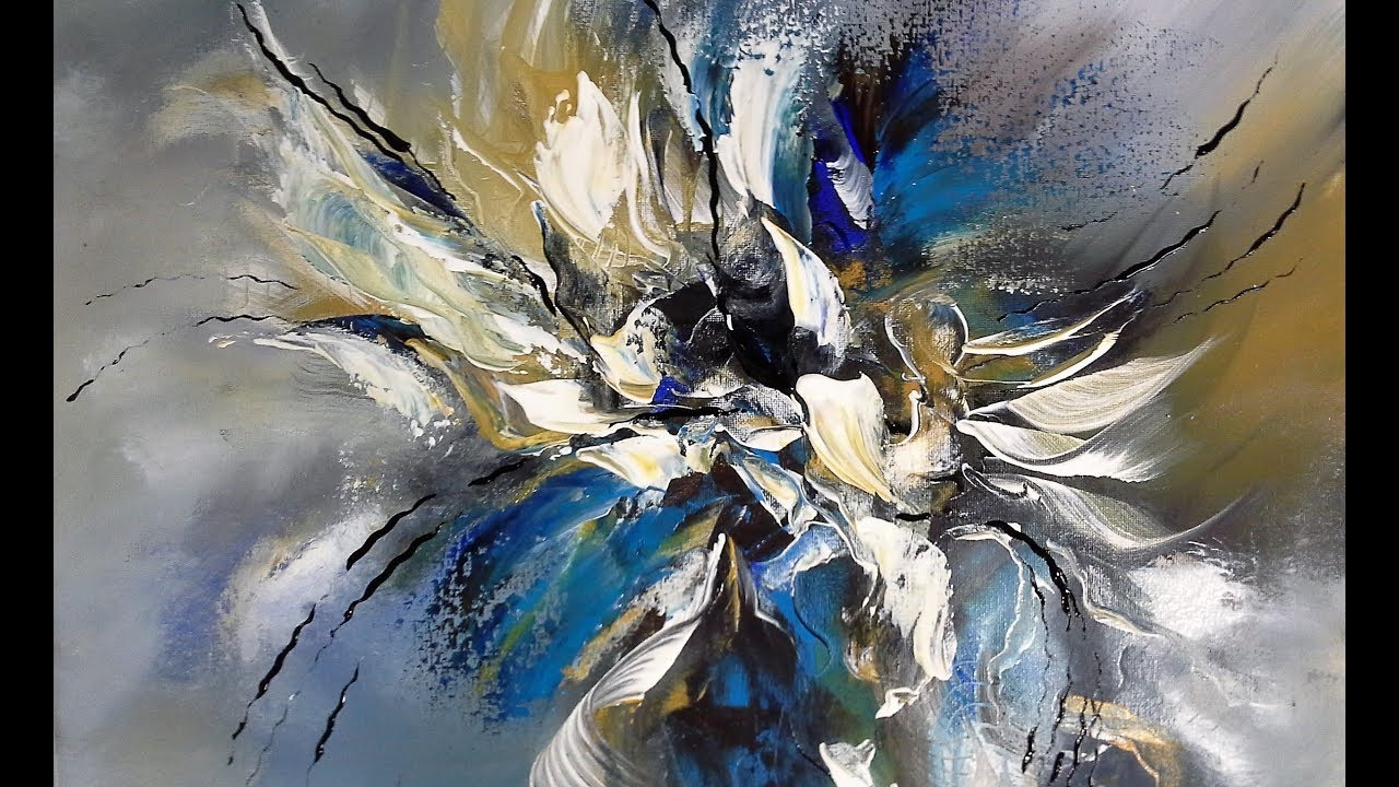 Acrylmalerei Acryl Art Painting Einfach Malen Easy Painting Im