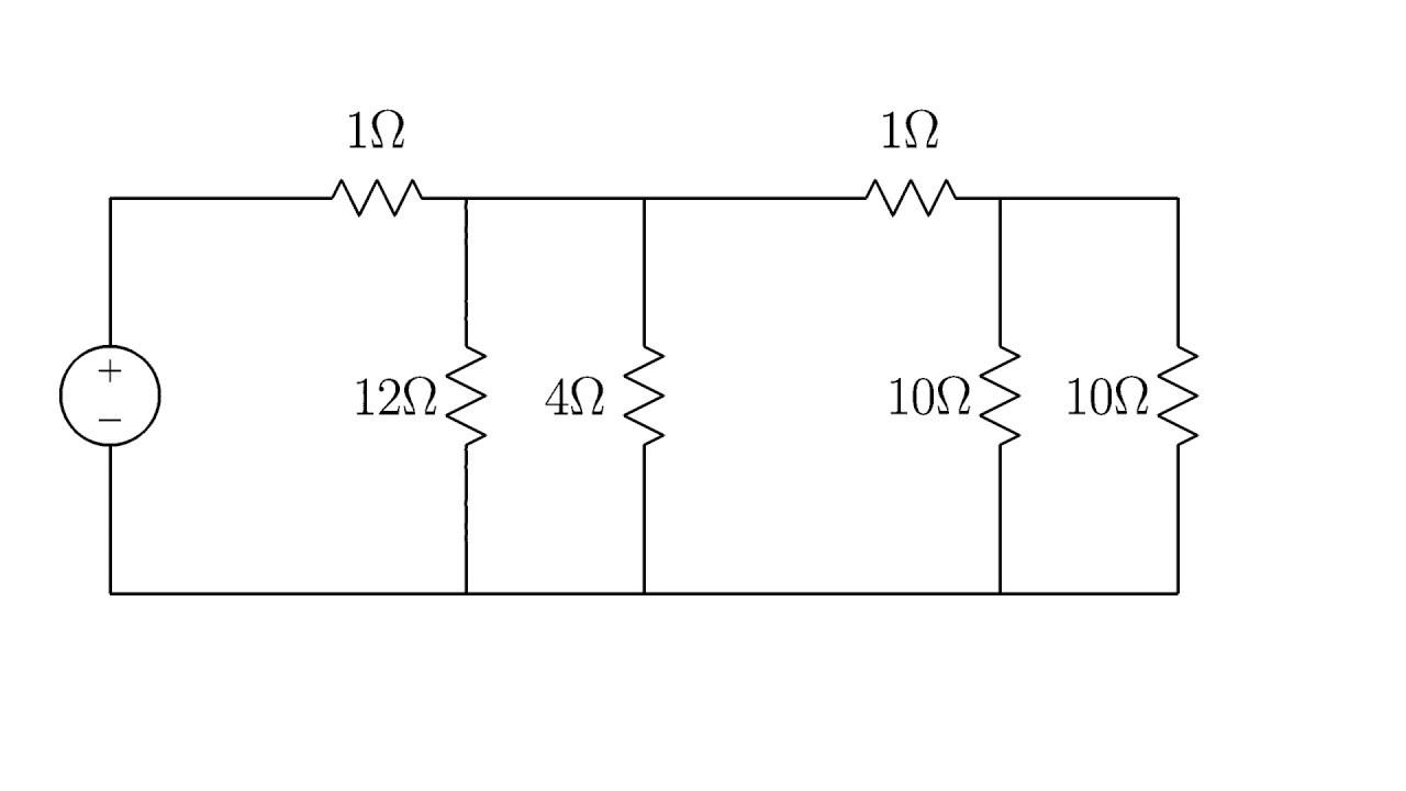 grade 9 circuit diagram problem [ 1280 x 720 Pixel ]