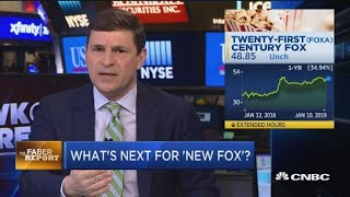 Faber Report: Fox says it will not bid for regional sports networks