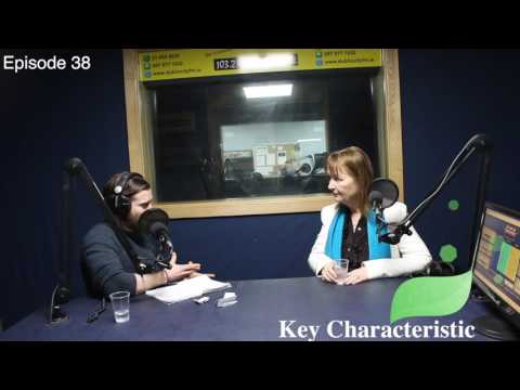 Making A Radio Show - Cornucopia & Vegetarianism - Deirdre McCafferty