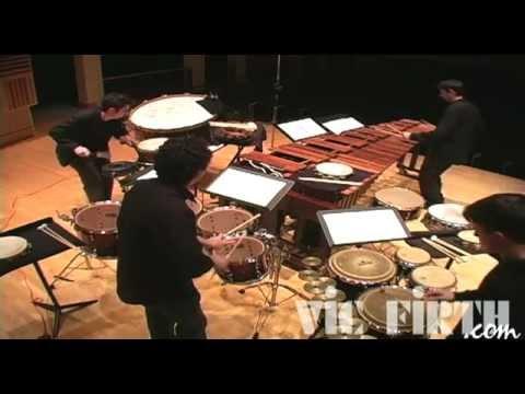 "Third Coast Percussion Performs David Skidmore's ""Ritual Music"""