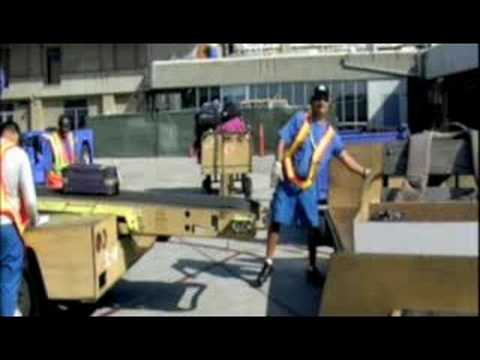 Southwest San Diego Ramp Agent music video - YouTube