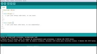 Arduino [Solution] Error Sketch - The sketch uses 7236 bytes (22%) of storage space...
