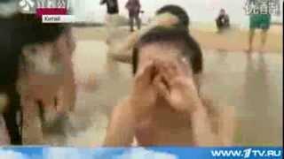 Китай: Курсы Профессиональных Телохранителей Среди Девушек. 2013