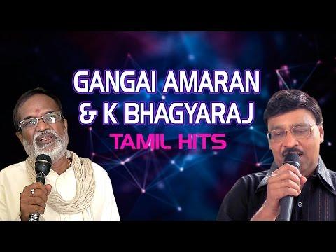 Gangai Amaran & K.Bhagyaraj Tamil Hits Jukebox    Tamil Songs    T-Series Tamil