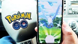 ¡CAPTURO ARTICUNO SHINY! 25 INCURSIONES en 3 HORAS del NUEVO EVENTO de Pokémon GO!! [Keibron]