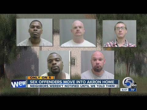 Akron sex offender group home moves into local neighborhood | newsnet5.com exclusive