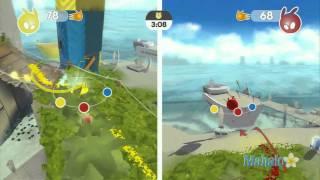 De Blob 2 Walkthrough - Blob Party - Island Hilltown