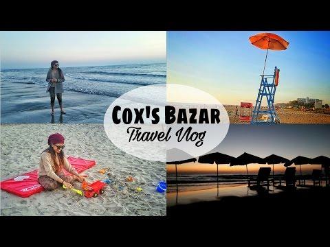 Cox's Bazar, Bangladesh - Travel Vlog | Makeup Maniac By Linda