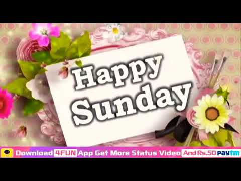 Good Morning Happy Sunday Wishes For Friends Lovers Family