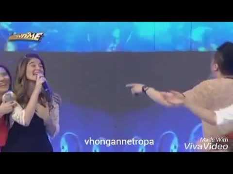 Anne Curtis & Vhong Navarro