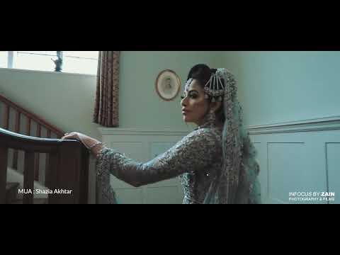 Pakistani Wedding - Asian Wedding Cinematography - Couple Love Song - Cinematic Wedding Film