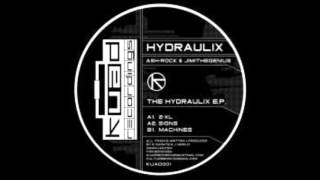 "Hydraulix - Machines (12"" Vinyl HD)"