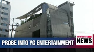 S. Korean tax authorities known to have launched probe into YG Entertainment over evading tax