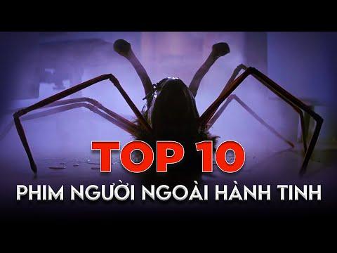 TOP 10 PHIM VỀ NGƯỜI NGOÀI HÀNH TINH BẠN PHẢI XEM